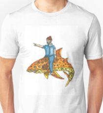 Life Aquatic - Steve Zissou Unisex T-Shirt