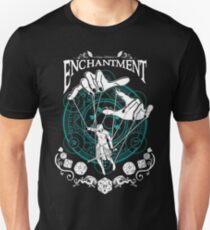 Enchantment - D&D Magic School Series : White Unisex T-Shirt