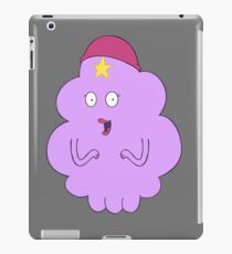 Lumpy Space Meg iPad Case/Skin