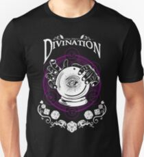 Divination - D&D Magic School Series : White Unisex T-Shirt