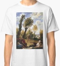 Domenico Fetti - The Parable Of The Weeds Classic T-Shirt
