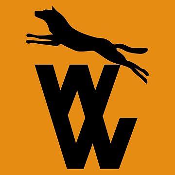 Wolves 'WW' 1970-74 by design-jobber