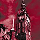 watch tower by CheyenneLeslie Hurst