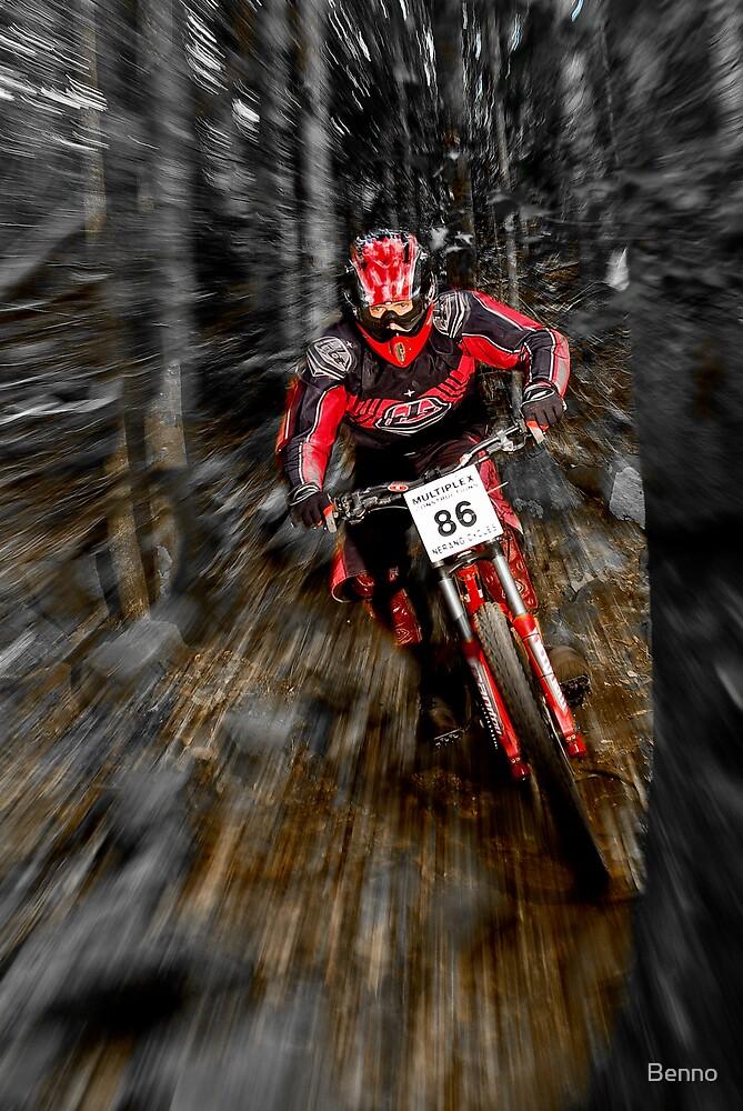 Rider by Benno