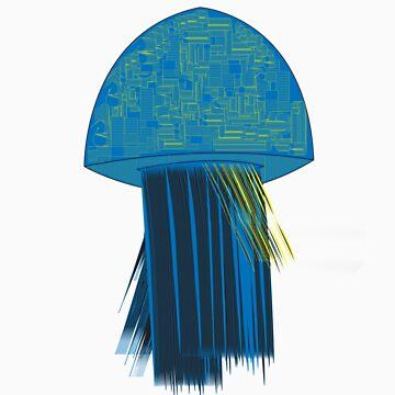 mushroom by oscar