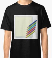 pencils Classic T-Shirt