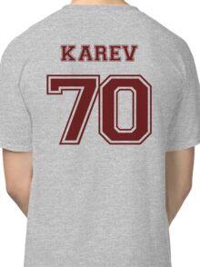 Alex Karev Jersey Classic T-Shirt