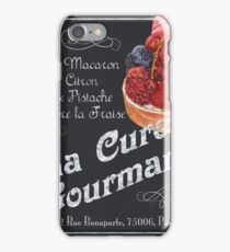 La Cure Gourmande iPhone Case/Skin