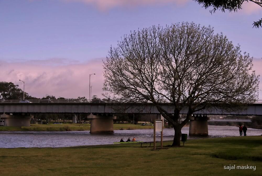 Barwon river by sajal maskey