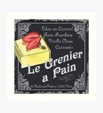 Le Grenier a Pain Art Print