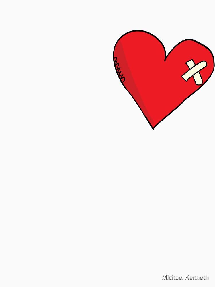 Hurt Heart by mikez
