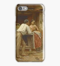 Eastman Johnson - Southern Courtship, 1859 iPhone Case/Skin