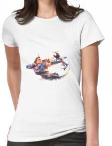 Aloy - Horizon Zero Dawn Womens Fitted T-Shirt