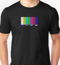PAL TV Test Pattern  Unisex T-Shirt