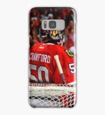 Corey Crawford Samsung Galaxy Case/Skin