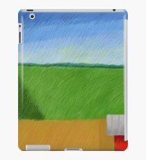 Middle Green iPad Case/Skin