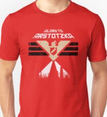 "Papers, Please - Propaganda, Poster ""Glory"" Unisex T-Shirt"
