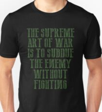 Art of War Unisex T-Shirt