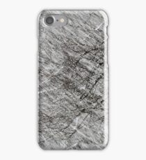 9.3.2017: Apple Tree and Snowfall iPhone Case/Skin