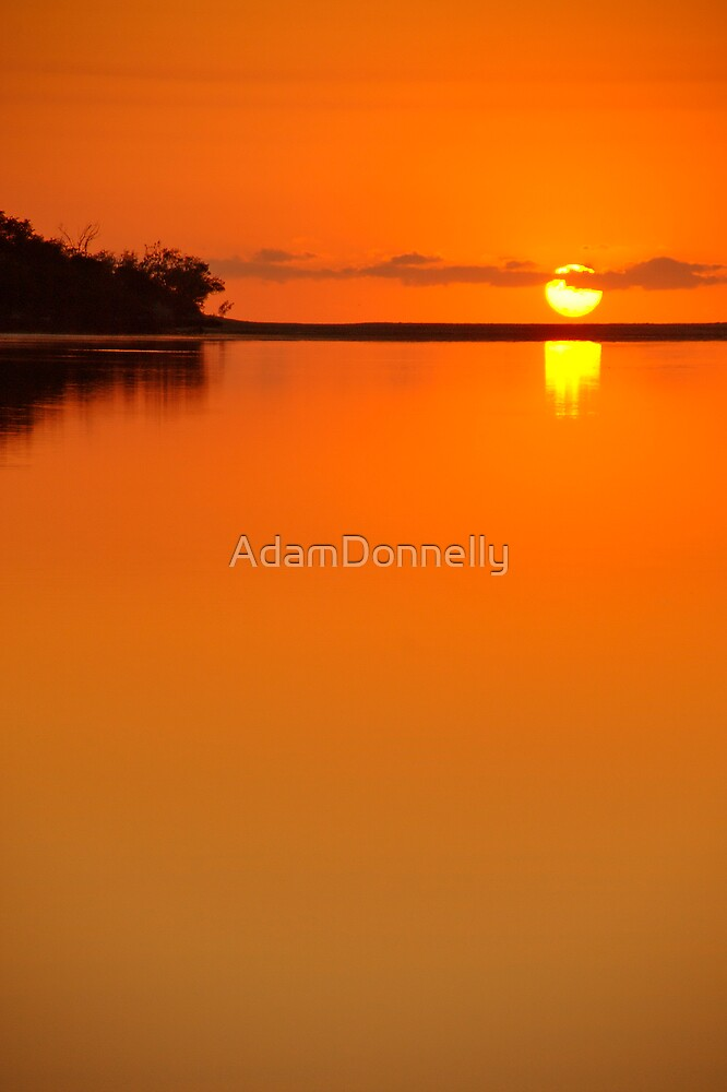 Currimundi Lake  by AdamDonnelly