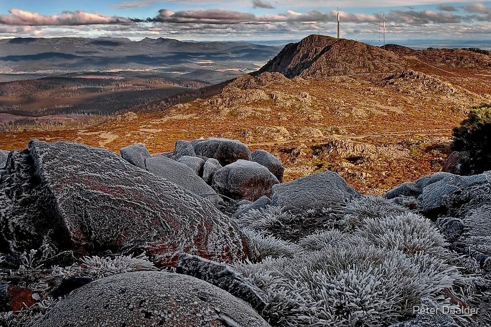 Mount Barrow Summit by Peter Daalder