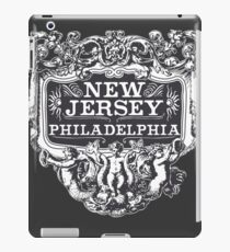 Vintage New Jersey iPad Case/Skin