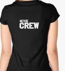 Movie Crew Women's Fitted Scoop T-Shirt