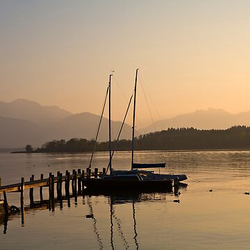 Chiemsee - Bavaria by Gremlin