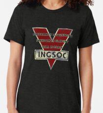 IGNORANCE IS STRENGTH Tri-blend T-Shirt