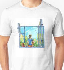Washing windows T-Shirt