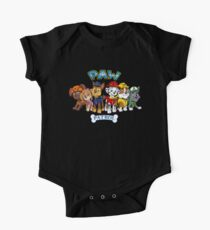 Paw Patrol One Piece - Short Sleeve