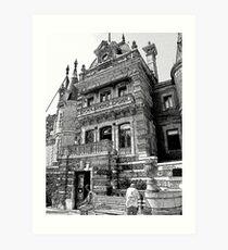 Massandra Palace2 Art Print