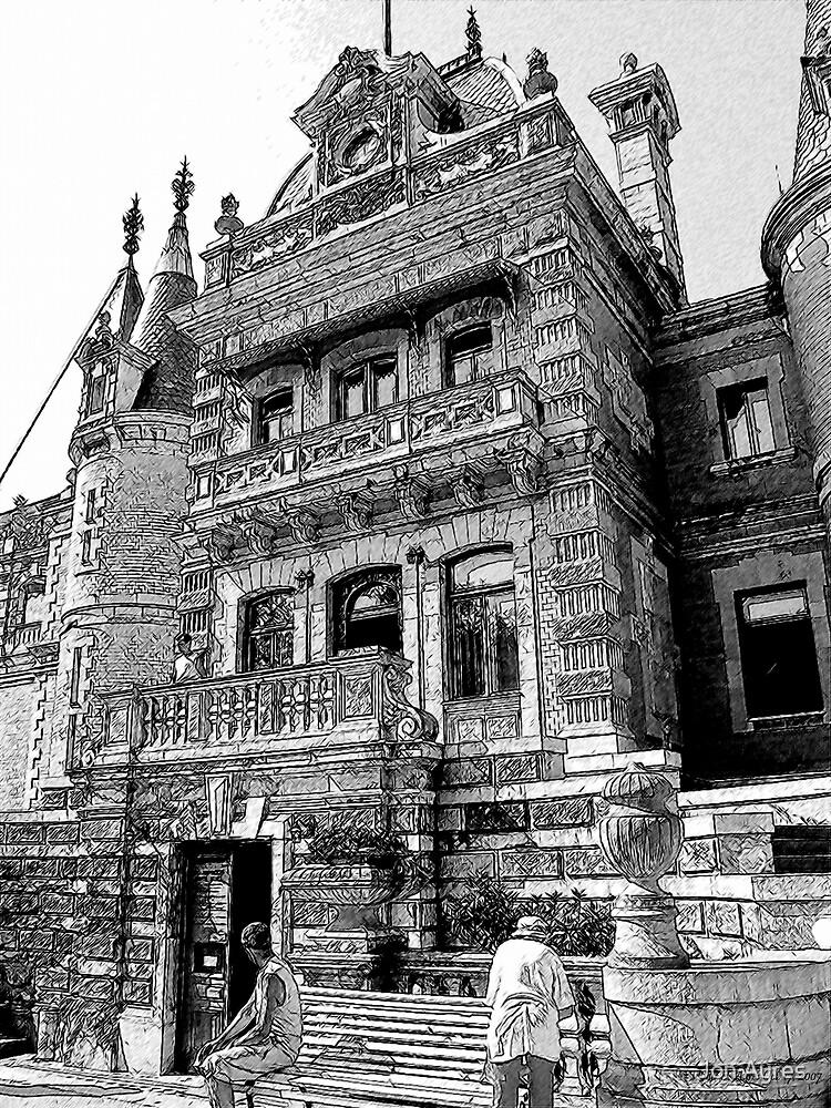 Massandra Palace2 by Jon Ayres