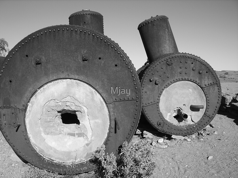 Tankers by Mjay