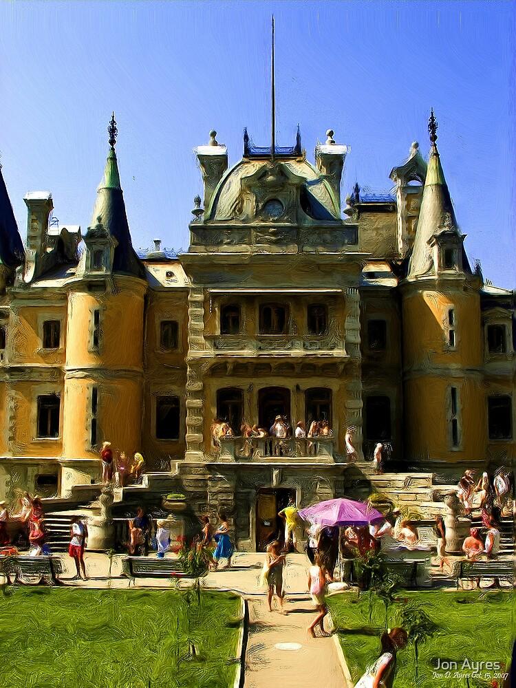 Massandra Palace3 by Jon Ayres
