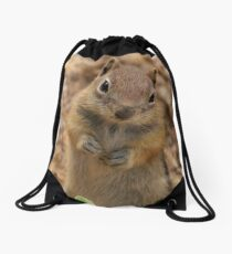 Aww Shucks Drawstring Bag