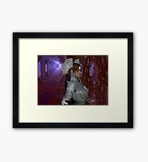 Lost in the Labyrinth  Framed Print