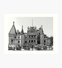 Massandra Palace6 Art Print