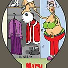 Mary Christmas by Tim Mellish
