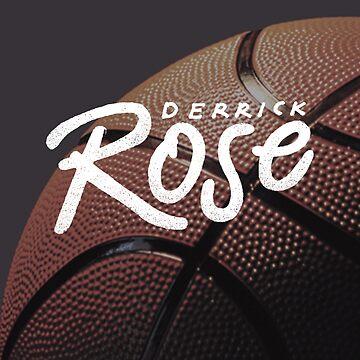 Basketball T-shirt Rose by hyppotamuz
