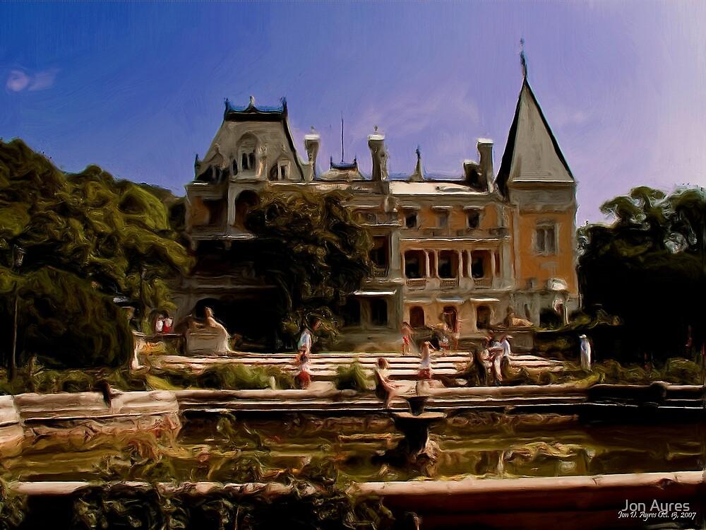 Massandra Palace8 by Jon Ayres