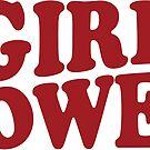 GIRL POWER by lil-veg