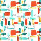 Mod Spots & Pinselstriche von hikomari