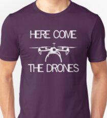 Drones Unisex T-Shirt
