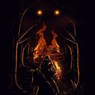 The Arsonist by nicebleed