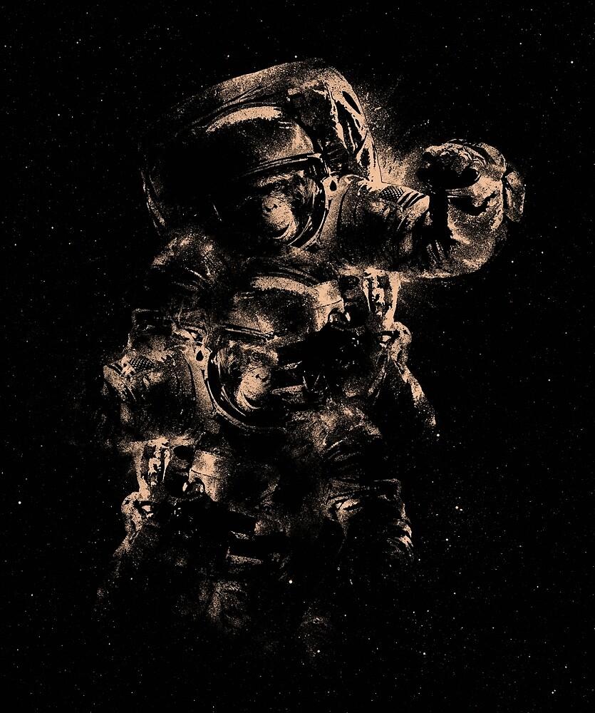 «Perdido en el espacio» de nicebleed