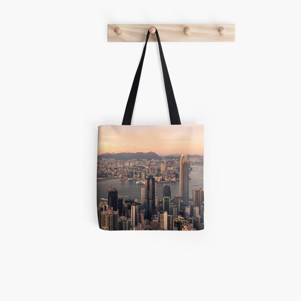 HONGKONG 08 Tote Bag