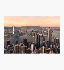 HONG KONG 08 Photographic Print
