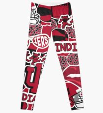 Indiana Collage Leggings