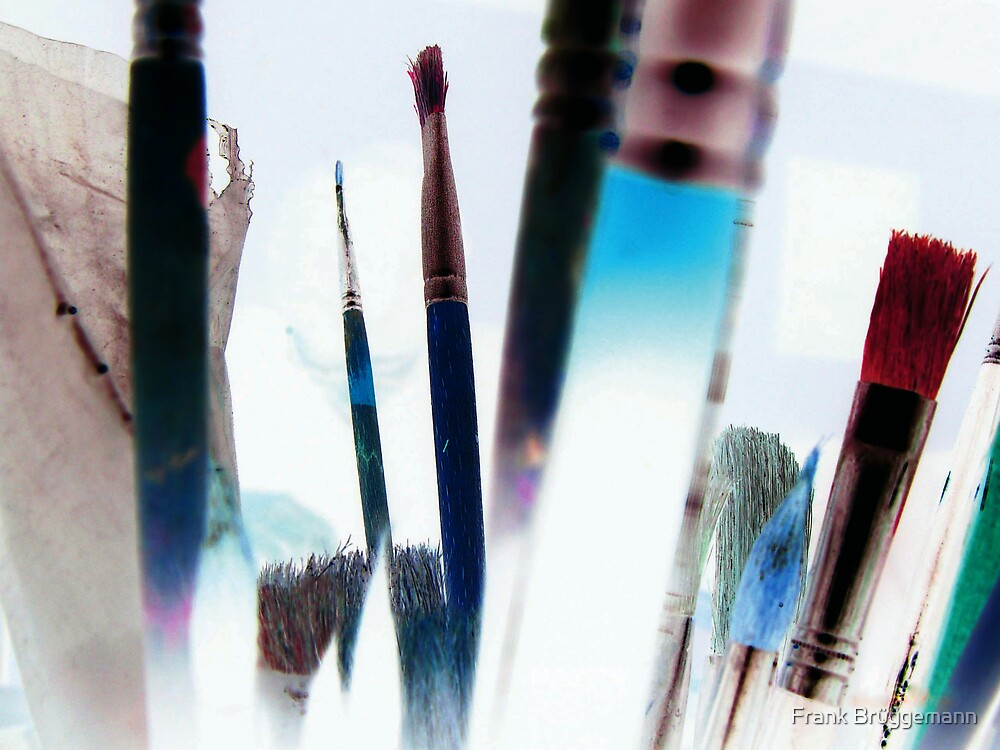 Brushes by Frank Brüggemann